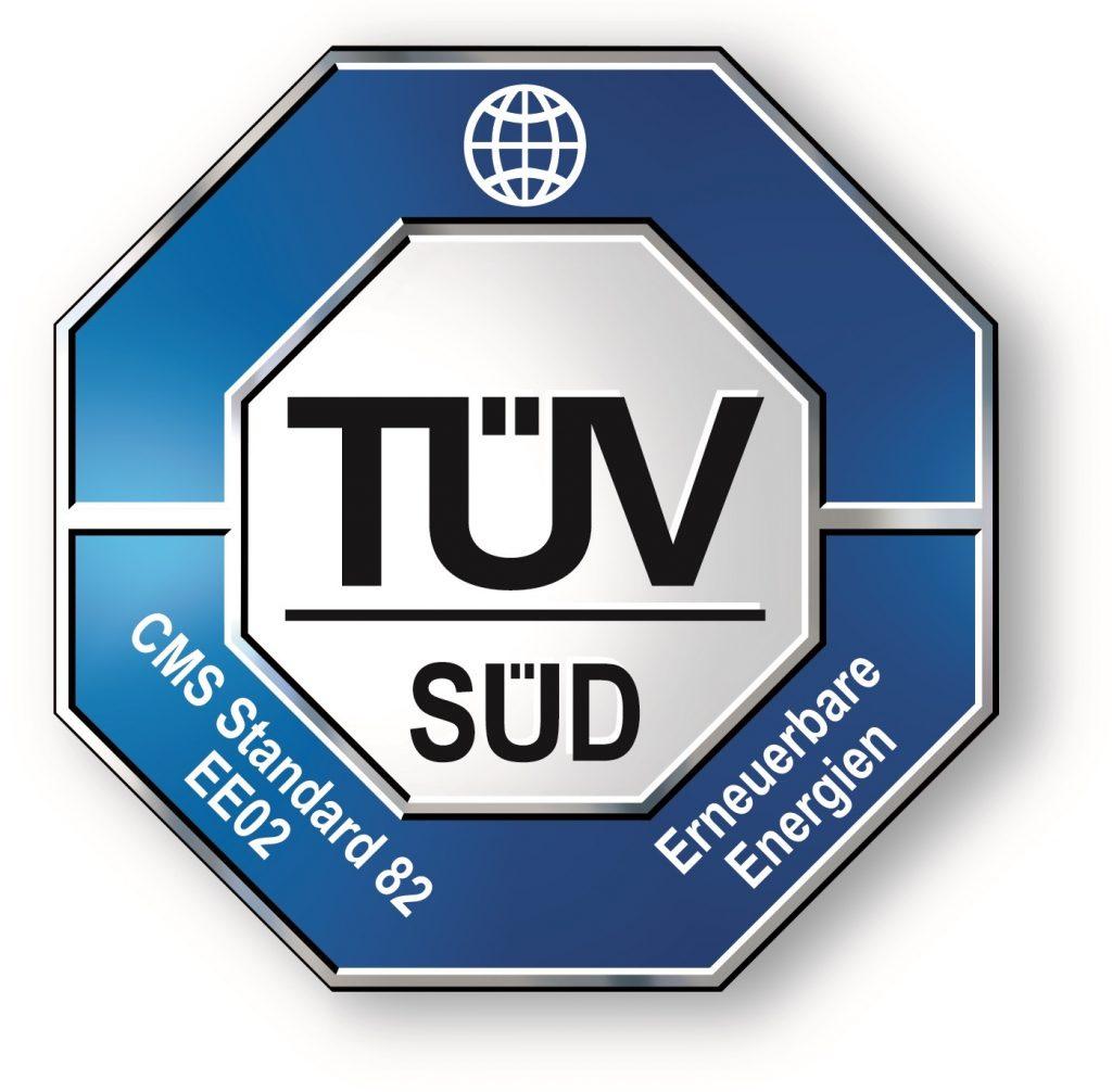TUEV SUED Logo EE02