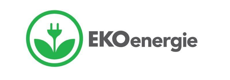Das Bild zeigt das Logo von EKOenergy.